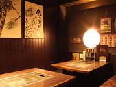 6~10名様用堀りごたつ式テーブル個室