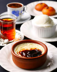 前菜からデザートまで 初めてのトルコ料理はサライで!