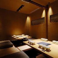 最大24名様まで利用可能な広々個室で宴会も大歓迎!IH対応コンロ