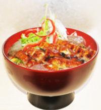 夏・冷やしスペシャルうな丼 焼き立てのうなぎを冷たいダシで!
