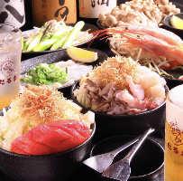2時間飲み放題付宴会コース4,000円~ご用意しています。