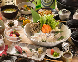 各種宴会に江戸前鮨・日本料理で豪華にいかがですか?