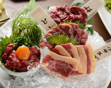 肉寿司 神楽坂毘沙門店の画像2