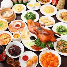横浜中華街 皇朝 オーダー式食べ放題の画像2