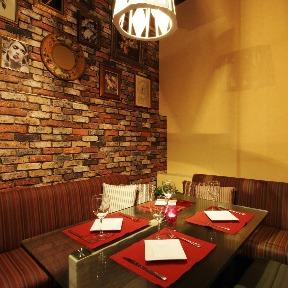 個室&イタリアンバル The Neworder Table 渋谷店の画像