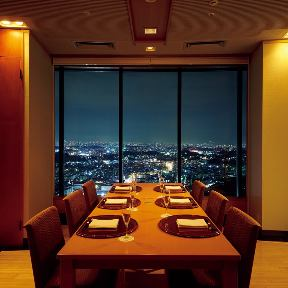 新横浜プリンスホテル 日本料理 羽衣
