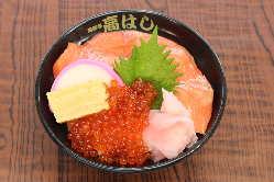 【ママ考案】北海丼で色々楽しめる♪