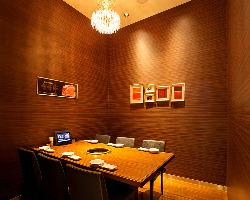 顔合わせ・ご会食におすすめの個室完備!全7部屋