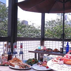 テラス×一軒家 Roof Top Cafe YOKOHAMAの画像2