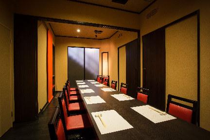 西麻布 個室 日本料理 おぎの画像