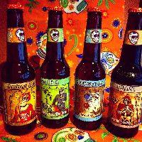 メキシコクラフトビール Day of the Dead