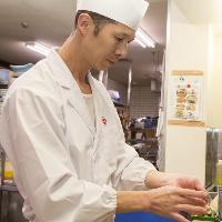 職人が握る和の伝統と醍醐味を感じる江戸前寿司
