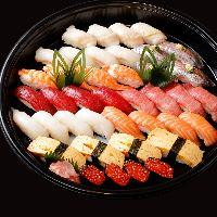 美味しい江戸前寿司を家庭でも楽しめるテイクアウト