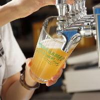 個性豊かな定番7種と限定ビールをご用意してお待ちしております