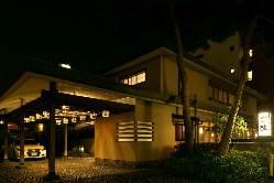 日本建築の粋を集めた造りです。