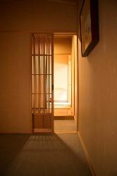 【ご接待・少人数】 くつろぎの個室。