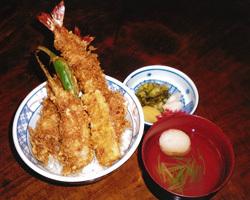 天丼 1,280円