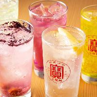 ■ドリンク■ 焼き鳥と相性の良いお酒を各種ご用意しております