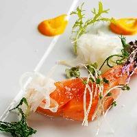 伝統と革新を兼ね備えたフランス料理。