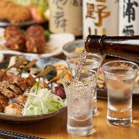 みなと屋と言えば「新鮮魚介と日本酒」おすすめを提供します!
