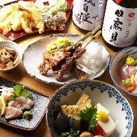 ミナミ屋は「新鮮魚介と日本酒」おすすめをご提供します!