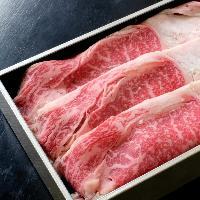 高級食材 ドライエイジングの熟成和牛