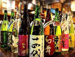 旨い日本酒、あります!