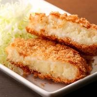 【日本一】にほんいちのポテトコロッケ。オール北海道産食材。