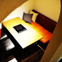 【個室】宴会/プライベート/接待で利用◎お洒落な落ち着いた空間