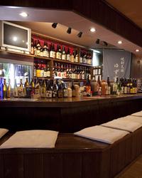 ■カウンター席■ 気軽に入れる居酒屋です!