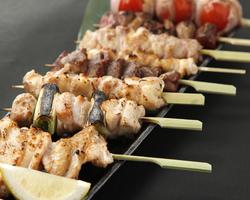■店主こだわりの串焼■ 美味しいお料理でお待ちしております。