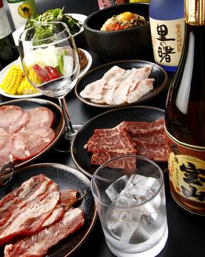 焼肉屋さかい 新宿歌舞伎町店
