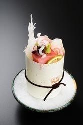 〓 季節を彩る日本料理 〓 良い食材を丁寧な調理にてご提供。