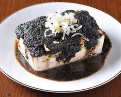 ひょうたん名物地獄豆腐♪食べたらやみつきの辛さ間違いなし♪