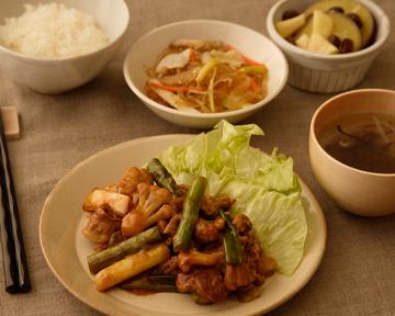 タニタ食堂の画像