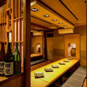 五反田個室居酒屋 採食美酒 桜花
