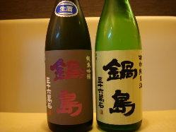 料理によく合う日本酒を厳選