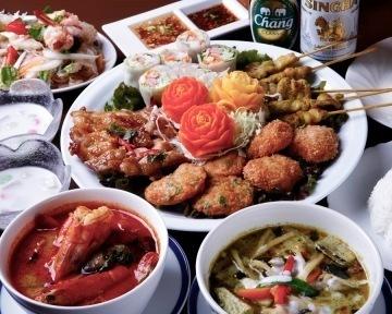タイレストラン シヤー・トムヤムクン・ポーチャナーの画像1