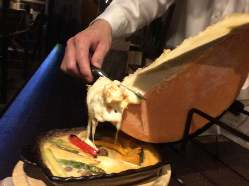 大人気☆ラクレットチーズ。