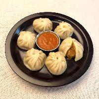 一度食べるとハマります★ネパール風蒸餃子モモ~