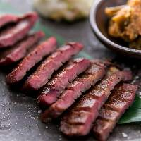推薦! 肉厚牛タン 新鮮だからこそこの厚みで激美味い!!!