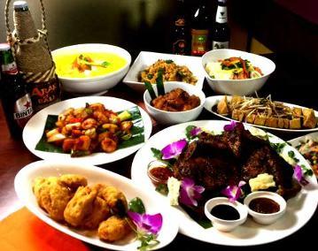 Indonesia Dining