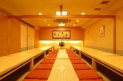 会社の宴会や、イベントの打ち上げ等に最適な大宴会場です。