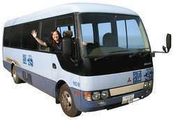 無料送迎バスあります!(要予約)