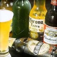【ドラフトビール】 5種類のビールをご用意しております!