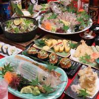 【お得な宴会プラン】3時間飲み放題付で3500円(税込)~ご用意!