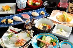 法事やお祝いなど会席料理3000円からご用意しています。