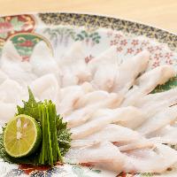 刺身は鯛よりも おいしいとも言われています。