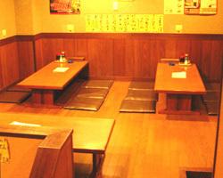 2階 座敷席