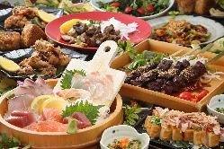 肉/刺身/鍋/ステーキも!味わい深い料理をお得な各コースで♪